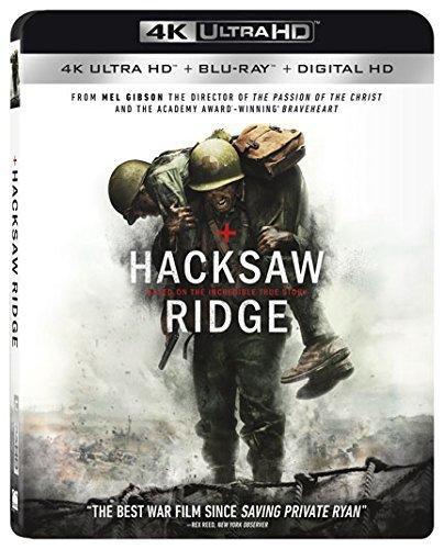 【AV達人】【4K UHD】鋼鐵英雄UHD+BD雙碟限定版Hacksaw Ridge(英文字幕)英雄本色梅爾吉勃遜導演 - 露天拍賣
