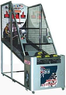 投籃機 籃球機 –飛落力 - 露天拍賣