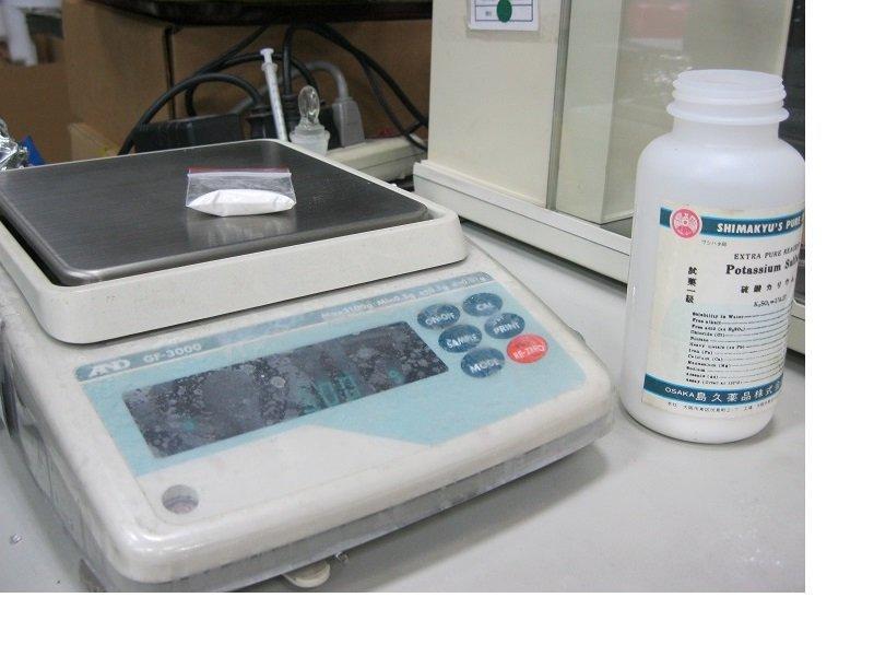 微量元素 鉀肥 鐵肥 NPK diy自製水草液肥 K2SO4 EDTA FeSO4 KH2PO4 KNO3 阿諾根肥 - 露天拍賣