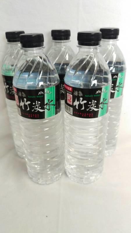 九華山竹炭水 瓶裝水 礦泉水 600cc優惠價一箱99元 北部地區6箱以上即可免運費! | 露天拍賣