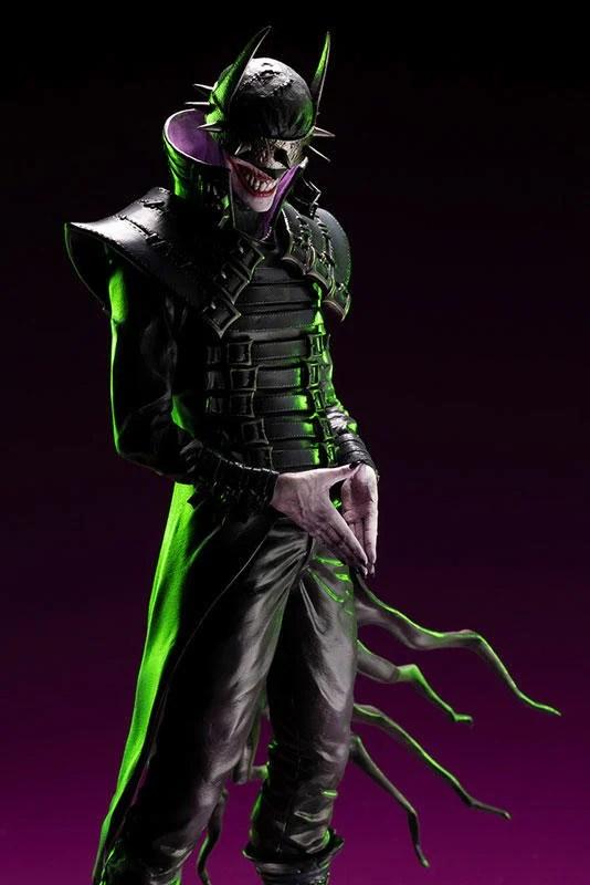 【秋葉猿】正日版3月預購 壽屋 ARTFX DC UNIVERS 大笑蝙蝠俠 小丑 漫畫版 1/6 PVC 完成品 - 露天拍賣