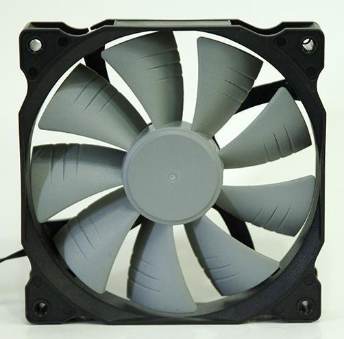 12CM 小3PIN+大4PIN 電腦散熱風扇 葉面導流線 風量佳 噪音小 - 露天拍賣