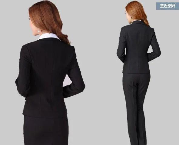 *衣比衣【T-058】裙套裝/褲套裝上班職業面試二件式套裝$990( 整套價)S~XXXL   露天拍賣