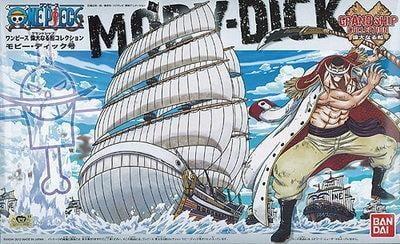 阿莎力 日本萬代 航海王 海賊王 偉大船艦 05 白鯨號 白鬍子 - 露天拍賣