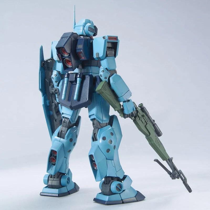 玩具e哥 鋼彈模型 MG 1/100 吉姆狙擊型Ⅱ 機動戰士0080 口袋裡的戰爭 12185 | 露天拍賣