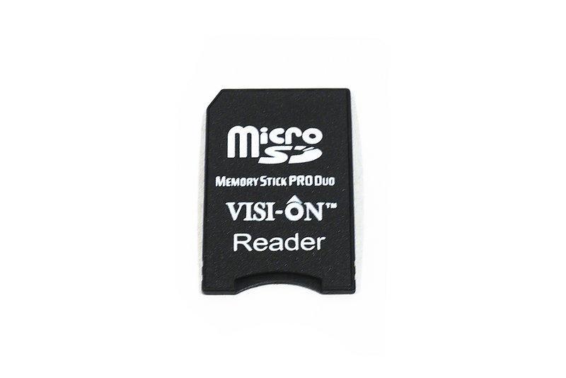 最低價 / 全新 中性印刷 TF micro SD 轉 MS Pro Duo 轉接卡 Adapter 支援 2G 4G 8G 16G - 露天拍賣