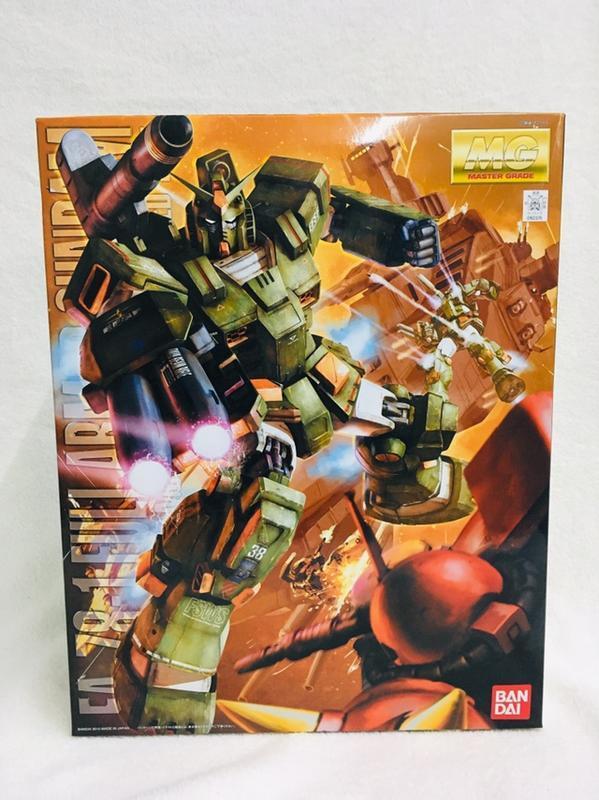 ≡鋼彈王≡1/100 MG RX-78-1 全裝甲鋼彈 Full Armor GUNDAM - 露天拍賣