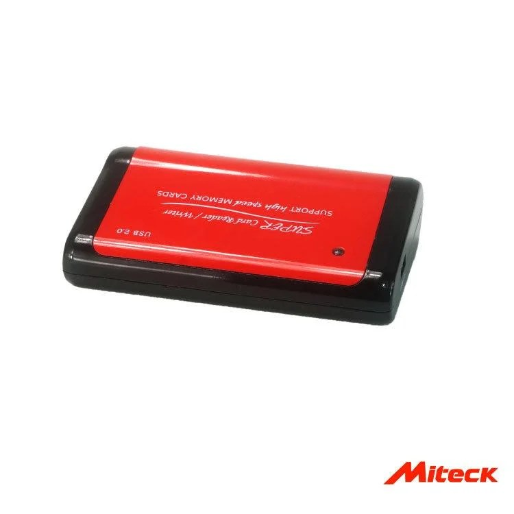 SounDo Miteck 58in1 記憶卡讀卡機/SD hc/miniSD/microSD/CF/MS | 露天拍賣