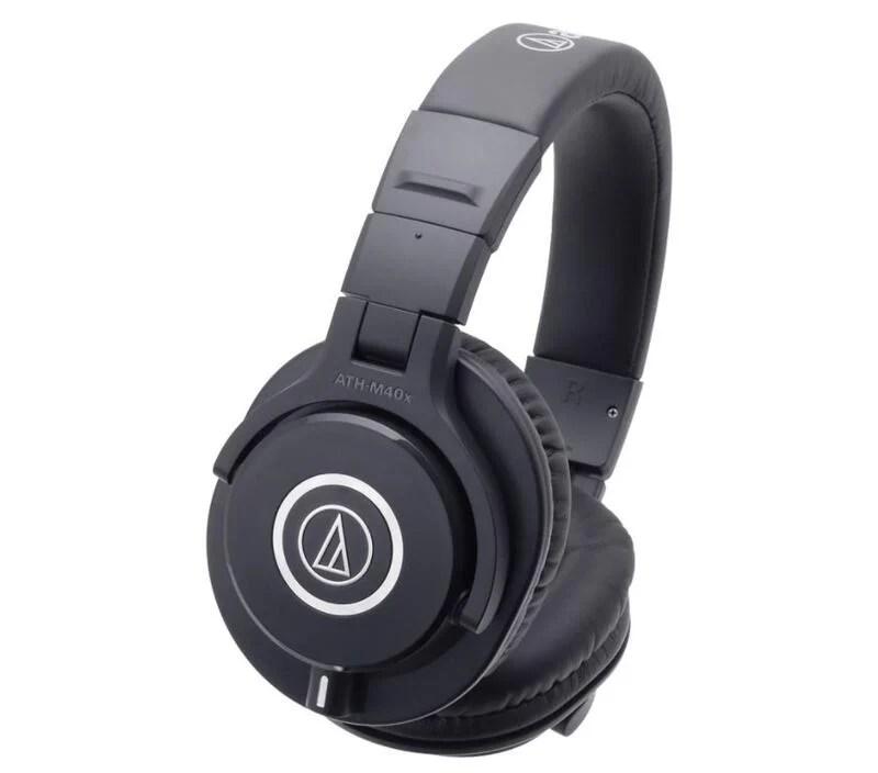 ㊣臺中錄人甲㊣ audio-technica / ATH-M40x【高音質密閉式錄音室用監聽耳機】   露天拍賣