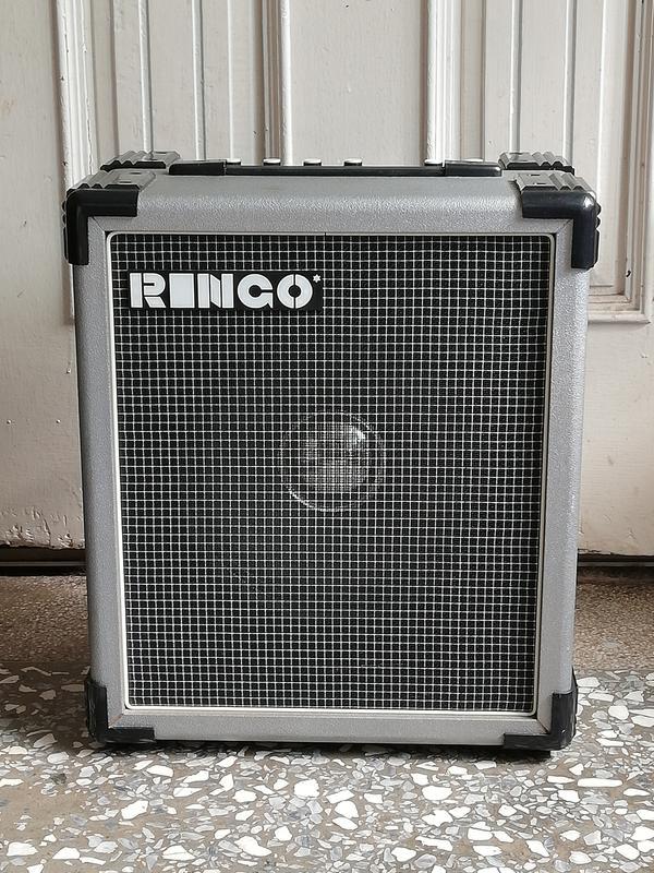 Ringo 35W手提電吉他音箱擴大器擴大機 35瓦電音箱   露天拍賣