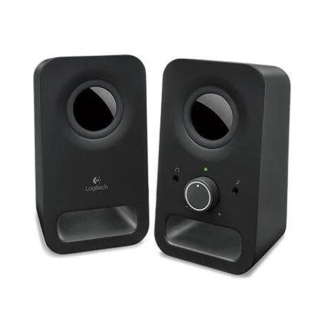含發票 羅技 Logitech Z150 立體聲音箱 黑色喇叭 - 露天拍賣