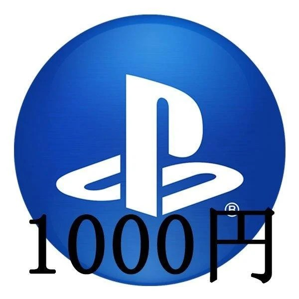 日本PSN PlayStation Network 1000 PSN1000點 預付卡 PS4 PS3 PSV用 - 露天拍賣