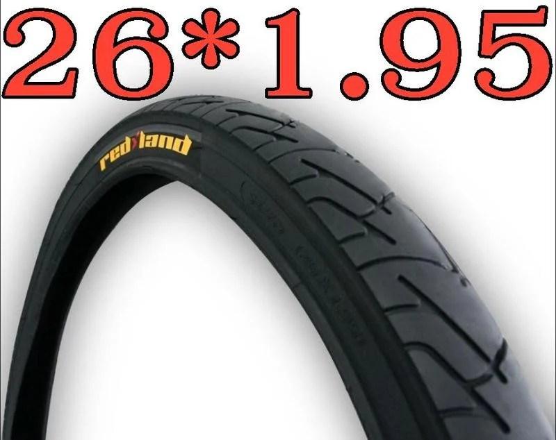 【REDLAND】26*1.95登山車外胎 26X1.95自行車輪胎 60PSI {單車SPA} | 露天拍賣