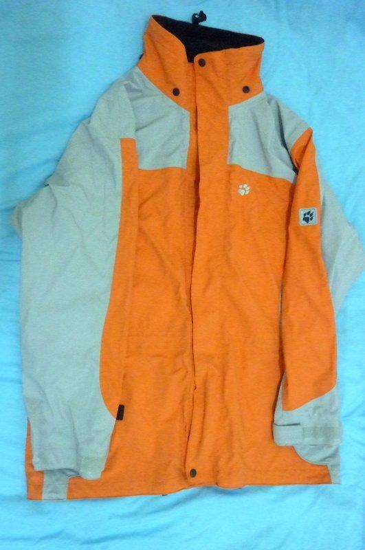 飛狼 jack wolfskin 3L 等級加厚 GORE-TEX 防水防風透氣外套 保暖夾克 羽絨衣 夾克 歐都納 登山 - 露天拍賣