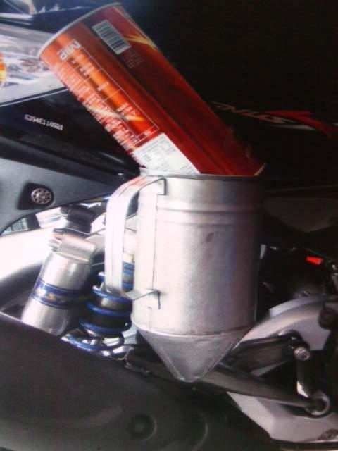 不鏽鋼 白鐵 漏斗 油漏 換機油 DIY 油漏 - 露天拍賣