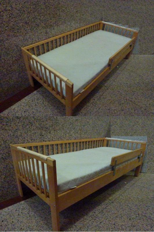 運另+再生二手*IKEA GULLIVER 兒童床架 VYSSA 兒童床墊*看滿意再標*青少年床 幼兒床 拼接床 嬰兒床 - 露天拍賣