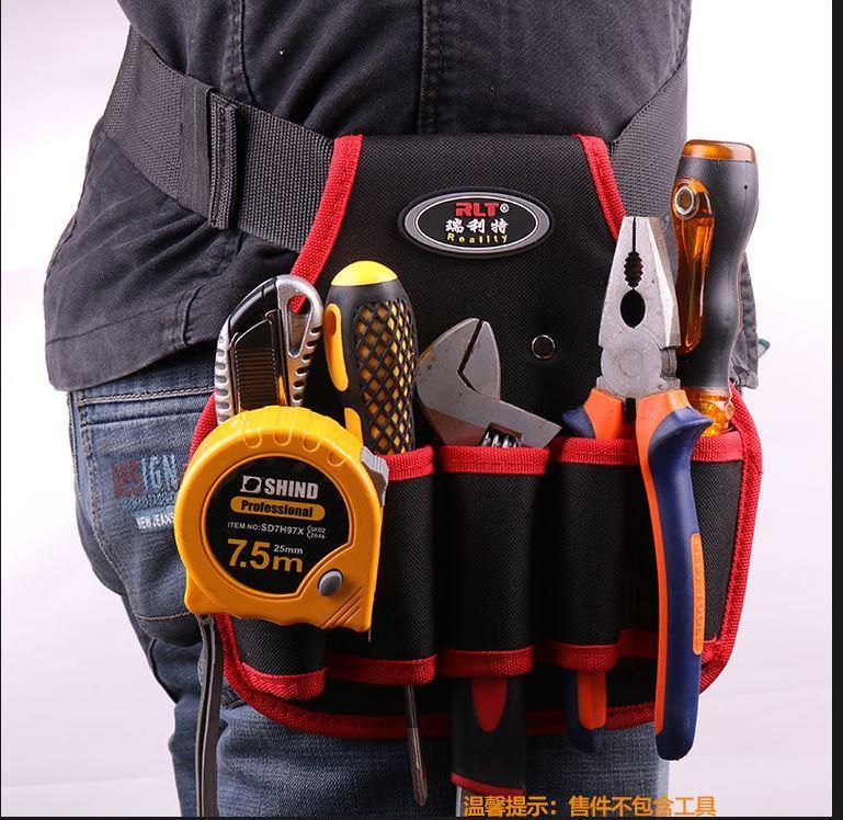 多功能維修腰掛式包牛津布工具包電工腰包五插掛水電工具包袋進口包a - 露天拍賣
