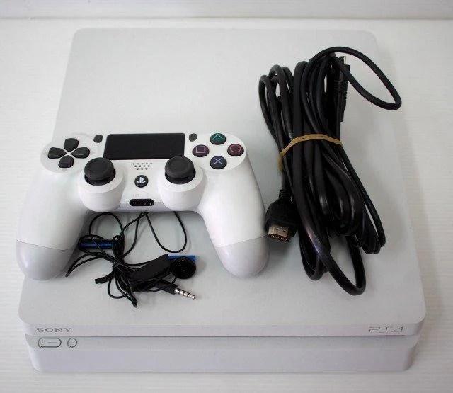 [崴勝3C] 二手 PS4 主機 2218A Slim 主機 500GB 臺灣公司貨 | 露天拍賣