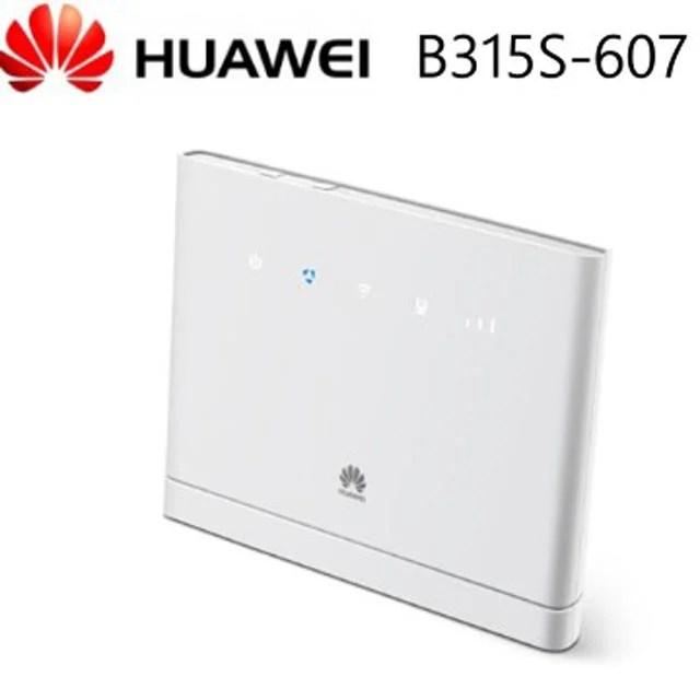 【送轉卡+天線】華為 B315S-607 B311as-853 4G全頻中文版 Wifi分享器無線網卡路由器另售B310 - 露天拍賣