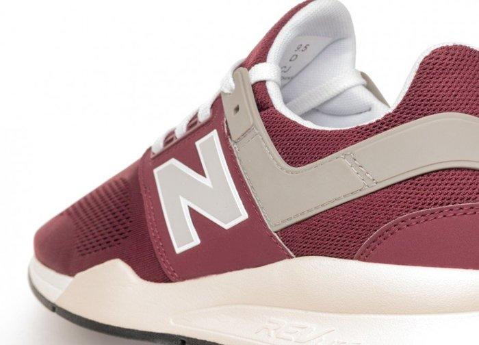 9527 NEW BALANCE 247 NB 酒紅暗紅色 奶油底 透氣 復古 慢跑鞋 男女鞋 MS247MG | 露天拍賣