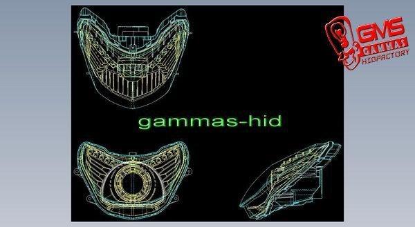 GMS-M6S 勁戰二代合法認證大燈 GMS-D2版六代魚眼 歐司朗燈泡 (含驗車文件) 嘉瑪斯總公司貨 | 露天拍賣