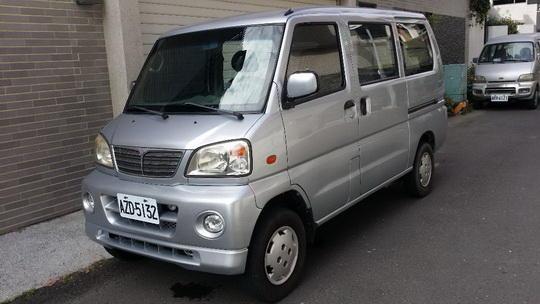 po售2008年出廠,中華三菱菱利1.2手排廂型客貨車,誠可議!   露天拍賣