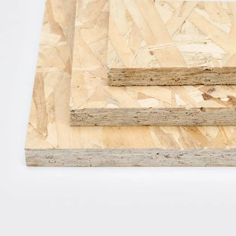WoodMart 買木材最便宜【定向纖維板 9mm】【122cm×244cm× 9mm】環保板 OSB 鄉村風 松木板 - 露天拍賣