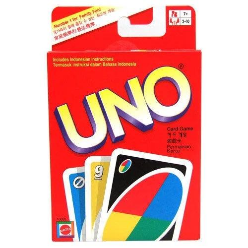 【FUN4桌遊】官方正版 全新未拆 UNO牌 - 露天拍賣