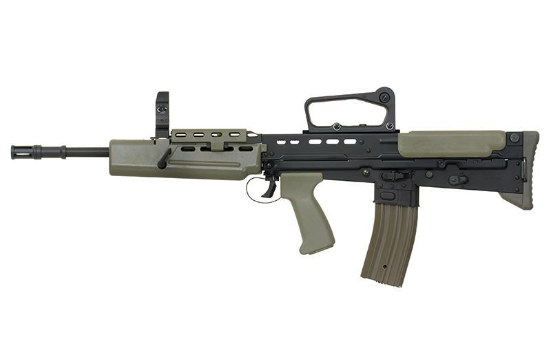 【楊格遷移大清倉】現貨#52~ ARMY-R85A1 AEG 英軍 電動突擊步槍 (L85A1) | 露天拍賣