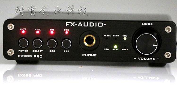 重低音加強神器星光膽韻2號98s pro耳擴霸王/USB DAC/前級/音質美/音量放大/耳擴/重音加強/送166種音效 | 露天拍賣