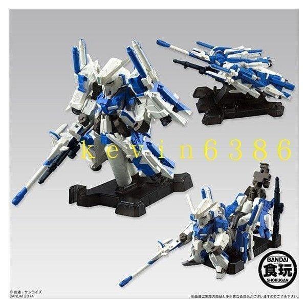 FW鋼彈GUNDAM CONVERGE EX04 ZETA PLUS C1 藍蜂鳥 代理 現貨 - 露天拍賣