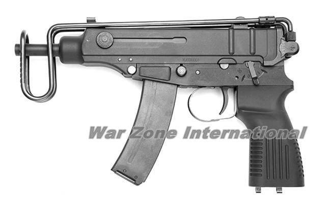 WZ KSC VZ61 Scorpion 蠍式金屬瓦斯衝鋒槍 GAS 瓦斯40發長彈匣   露天拍賣