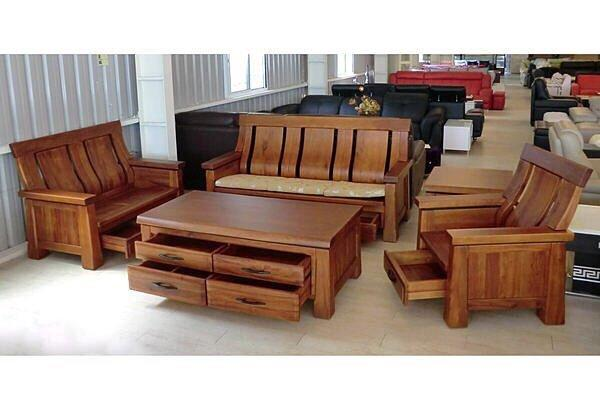 【順發傢俱】777型~1+2+3~實木組椅~~部份地區免運費 - 露天拍賣