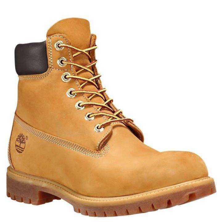 Timberland 美國代購正品 經典黃靴 金黃色 10061 防水 登山鞋 逤溪   露天拍賣