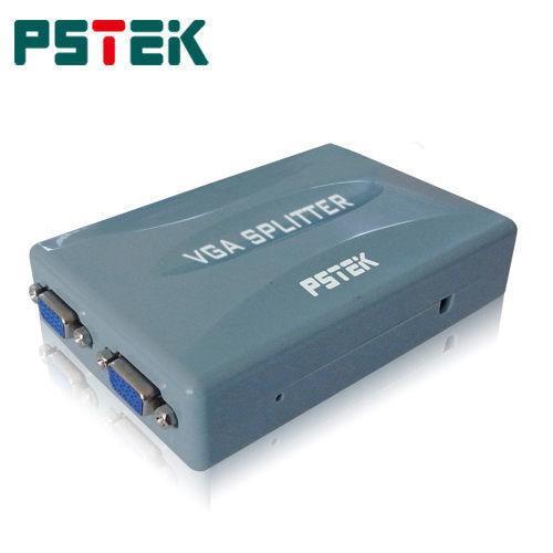 @淡水無國界@ KVM 五角科技 PSTEK 2埠螢幕分配器 VPS-102E VGA 分配器 USB供電 - 露天拍賣