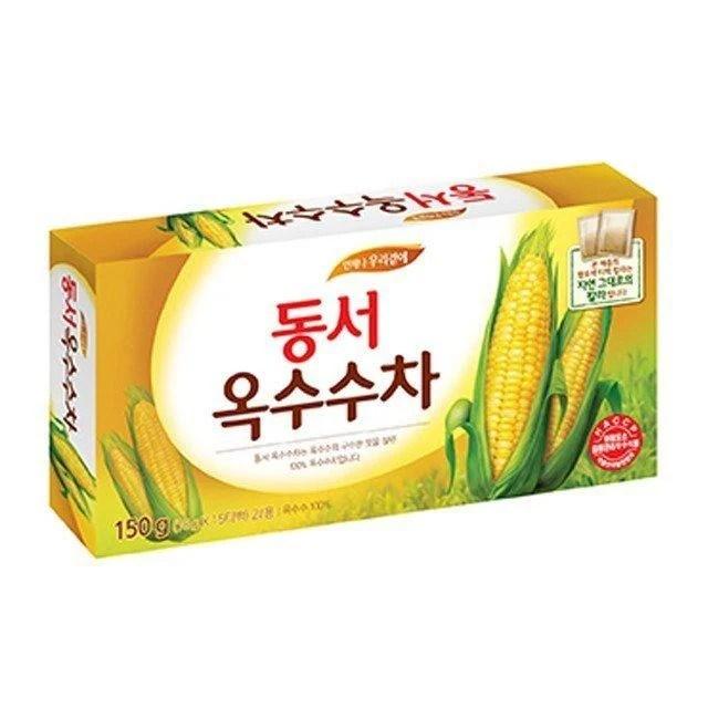 韓國 DongSuh 玉米鬚茶 玉米茶 玉米鬚 - 露天拍賣