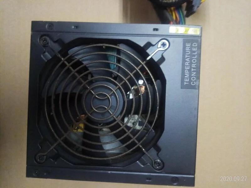 售 鴻利福興(Hongli Fuxing) 500瓦 電源供應器 @12CM風扇@ 80PLUS   露天拍賣