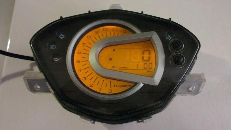 [德星科技] SYM RX110 / GT125 儀表板維修 更換全新液晶螢幕 淡化 / 斷字 / 破裂 都可維修 - 露天拍賣