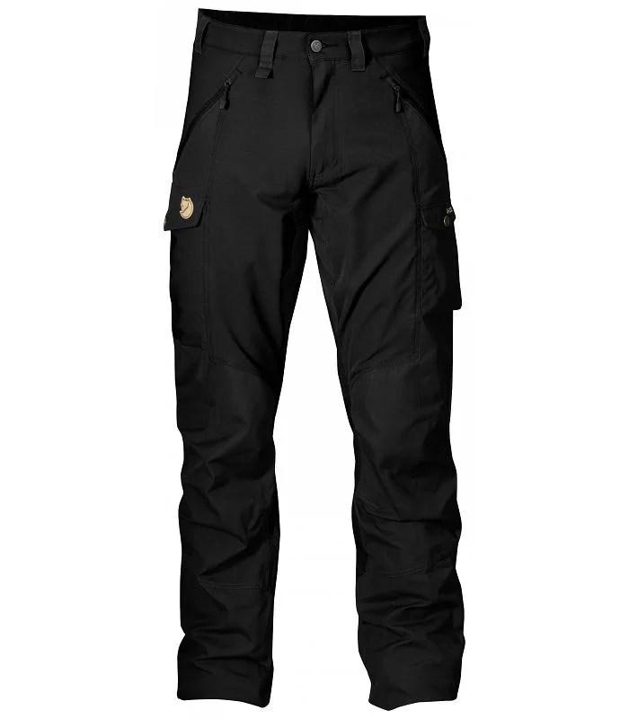 ├登山樂┤瑞典 Fjallraven小狐貍 Abisko G1000 彈性長褲 男-黑 # F82831-550 - 露天拍賣