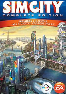 [極速專賣]珍藏版Origin模擬城市5+未來之城SimCity5 Complete Edition英雄惡棍城市飛船遊樂 - 露天拍賣