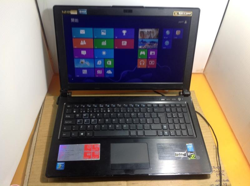 出清中 天堂M 模擬器 GTA5 GIGABYTE P25 i7-4702QM GTX765M 15.6吋 電競筆電 | 露天拍賣