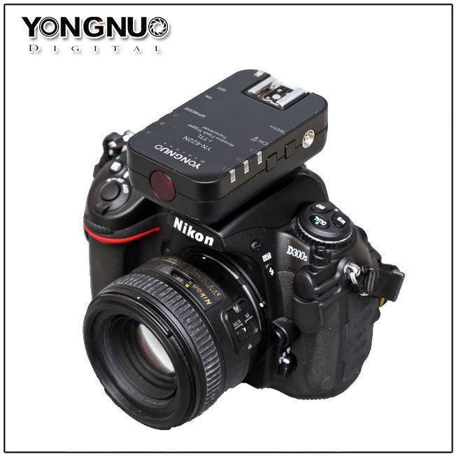 單顆 YN-622N二代 i-TTL 永諾 622N單顆 無線引閃控制器 無線閃光燈 引閃器 觸發器 適用 Nikon | 露天拍賣