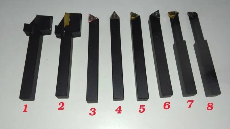 各式 10mm車刀 捨棄式車刀 車斷刀 內牙車刀 內孔車刀(車床用) - 露天拍賣