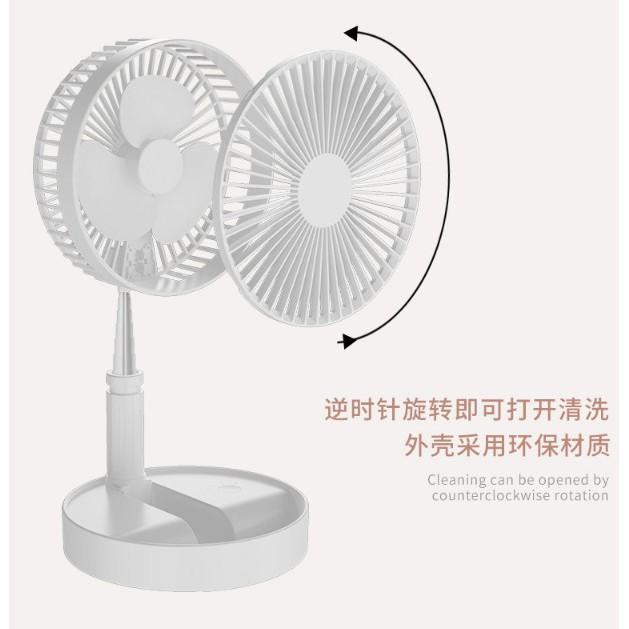 伸縮風扇 落地風扇 USB可伸縮折疊小風扇 落地電風扇 桌面風扇 手持風扇 循環扇 頸掛風扇 水冷扇 未來實驗室 ...