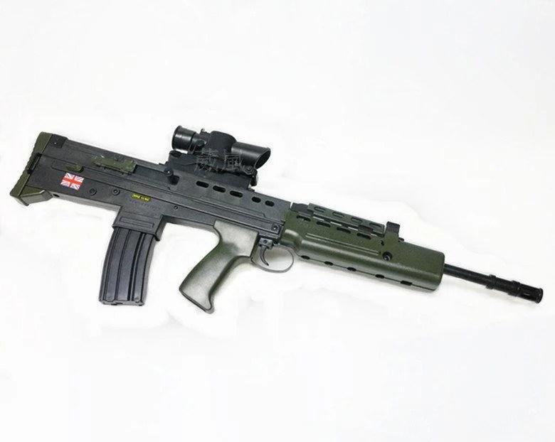 2館 HFC L85 空氣槍 (BB槍BB彈玩具槍長槍模型槍步槍突襲槍狙擊槍卡賓槍獵槍英國英軍R85A1 - 露天拍賣