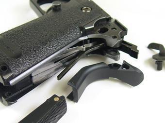 模動工坊 laylax hi-capa5.1 虎口保險 零件 手槍 marui - 露天拍賣