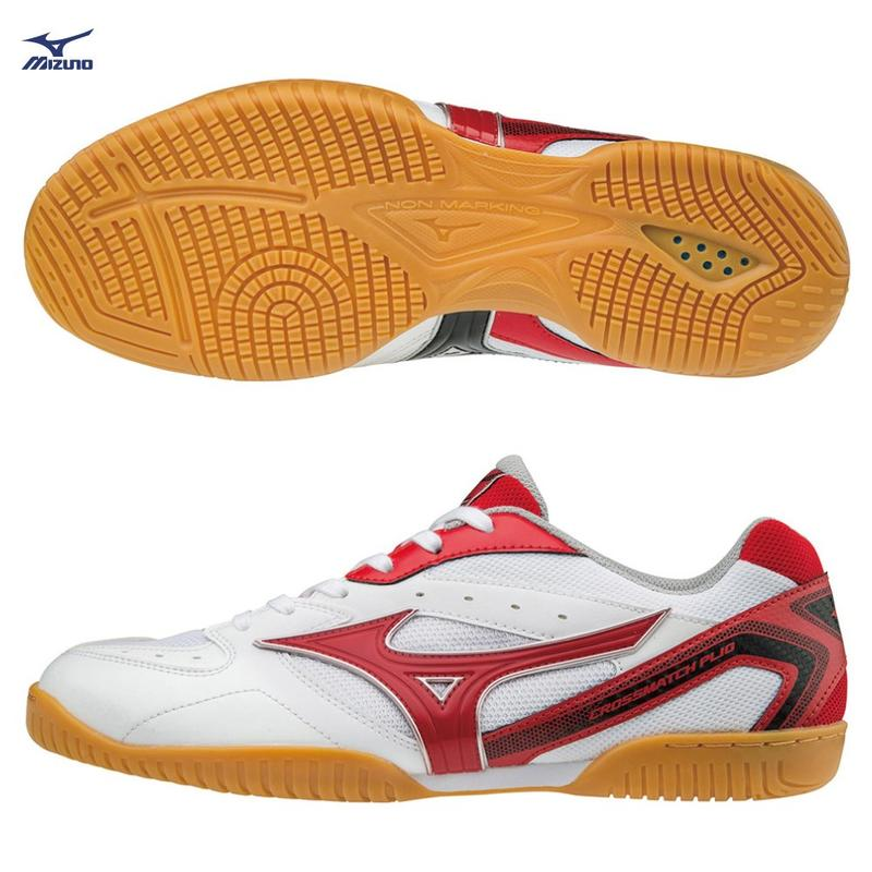 ★波爾桌球★美津濃 CROSSMATCH PLIO RX4 當季零碼基本款 (桌球鞋) 新款清倉價 | 露天拍賣