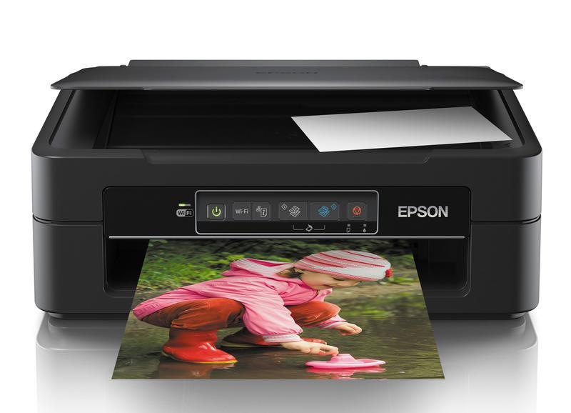 全新 EPSON XP-245 XP245 印表機 事務機 列印 影印 掃描 複合機 無線列印 內含墨水 - 露天拍賣
