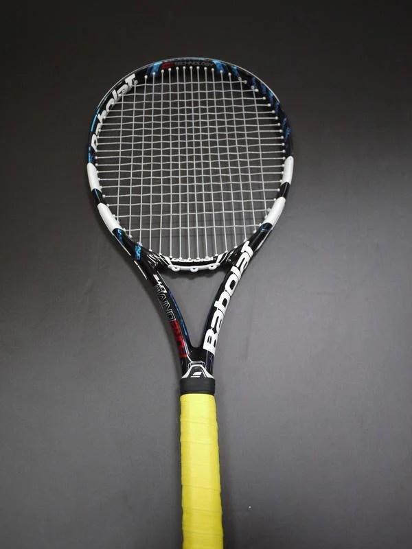 【威盛國際】BABOLAT 網球拍 Pure Drive Lite 二手拍 - 露天拍賣