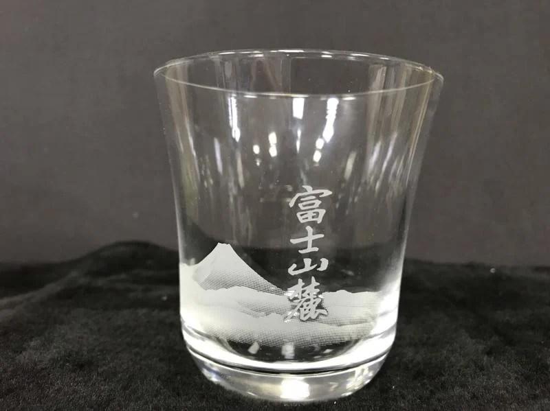 日本帶回~富士山麓威士忌杯酒杯 | 露天拍賣